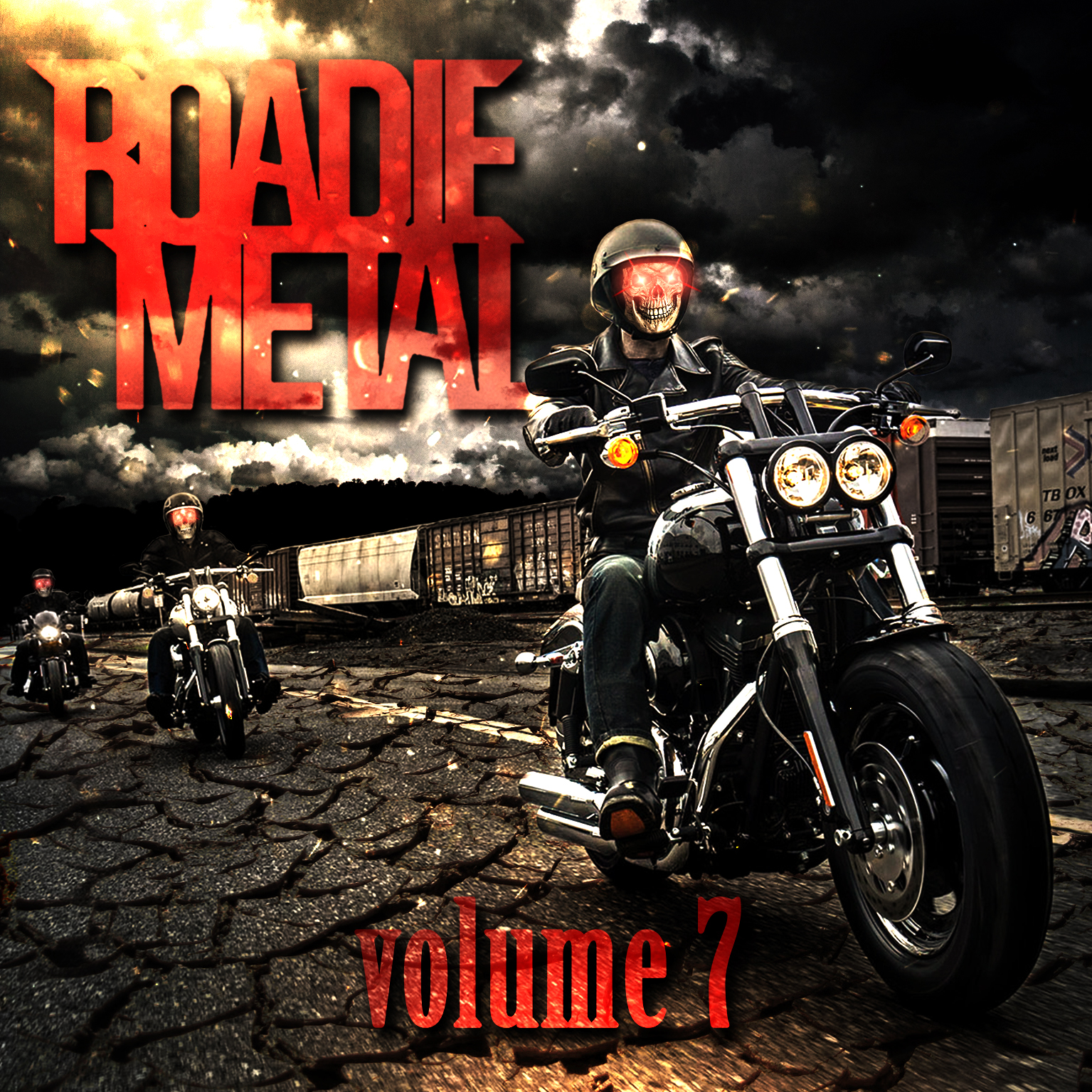 Capa - Roadie Metal Vol 7